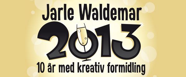 10 år med Jarle Waldemar
