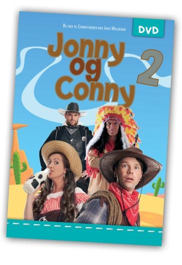 Jonny og Conny 2 skraa