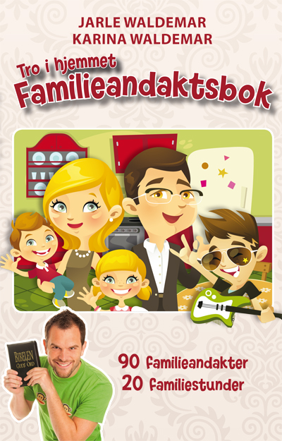 Familieandaktsbok Medium