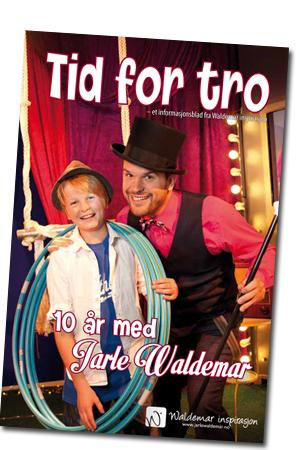 Informasjonsblad fra Waldemar inspirasjon