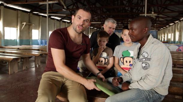 Compassion har reddet Motoko ut av slummen gjennom sitt fantastiske arbeid i Nairobi.