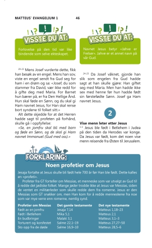 Studiebibel for tweens - side 46