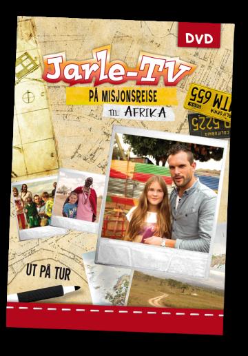 Jarle-TV på misjonsreise til Afrika