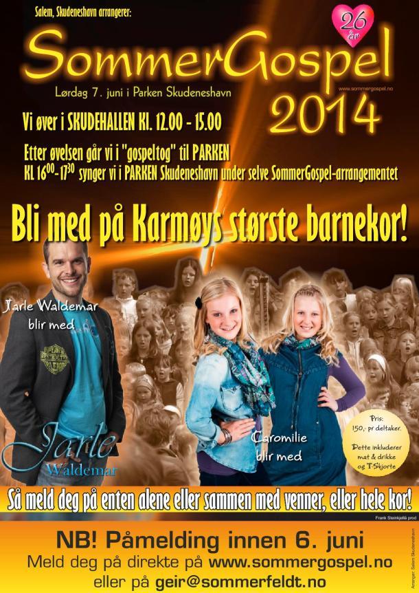 Sommergospel2014