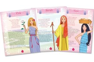 Prinsesser i Bibelen - innmat