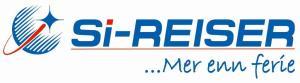 Si-Reiser  logo  med mer e